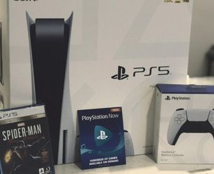 🌲🌲PLAYSTATION 5 PERFECT CHRISTMASS GIFT🌲🌲 for Sale in Fresno,  CA