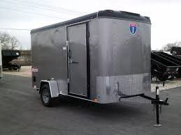 2015 6 x 12 loadrunner encosed cargo trailer for Sale in Portland, OR