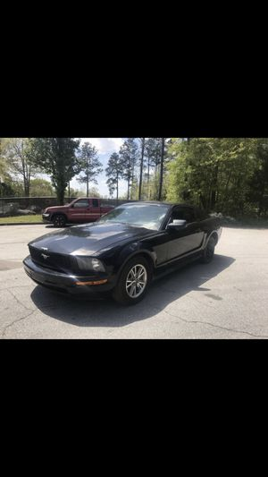 2005 Ford Mustang for sale for Sale in Jonesboro, GA