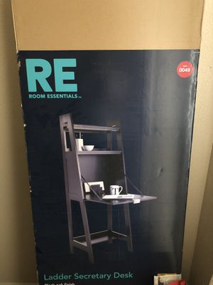 Ladder Secretary Desk New In Box for Sale in Houston, TX