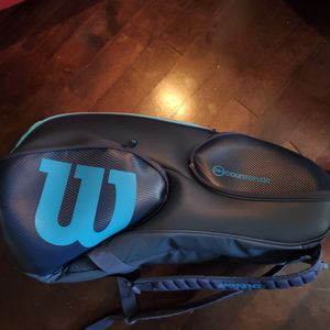 Wilson Vancouver Tennis Badminton Bag Backpack for Sale in Merrillville, IN