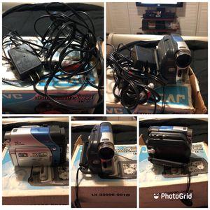 JVC Digital Video Camcorda/Camera for Sale in Silver Spring, MD