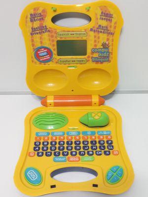 Compu Kids Bilingual Learning Game Computer. for Sale in San Antonio, TX