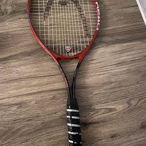 Head Ti. Flash 4 1/2-4 Tennis Racket for Sale in San Antonio, TX