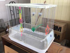 Medium sized bird cage for Sale in Fresno, CA