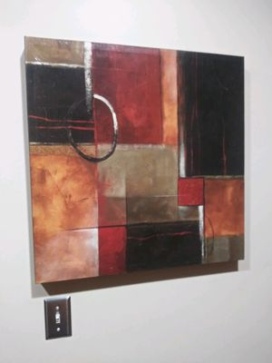 Contemporary abstract art for Sale in Cayce, SC