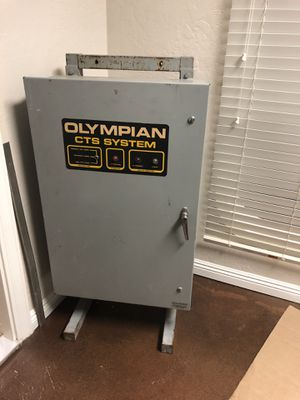 Free Electrical equipment, automatic transfer switch and data monitor for Sale in Tempe, AZ