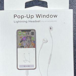 Plug -in Headphones For iPhone for Sale in Phoenix, AZ