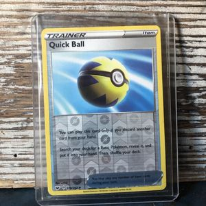Pokemon Quick Ball Card for Sale in New York, NY