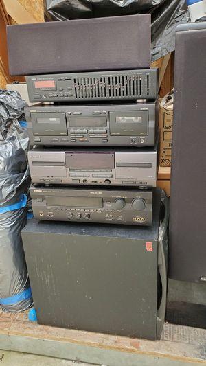 Surround Sound System - Yamaha for Sale in San Lorenzo, CA