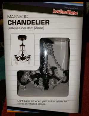 Magnetic Mini Chandelier for Sale in Camden, NJ