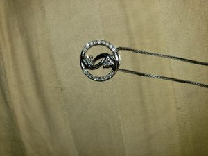 White gold necklace for Sale in Humble, TX