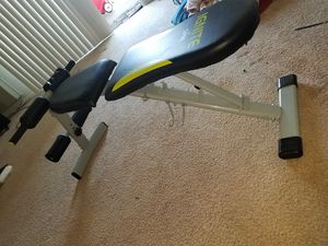 Workout bench for Sale in Long Beach, CA