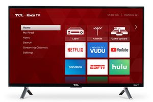 TCL Roku Smart Tv for Sale in Glendale, AZ