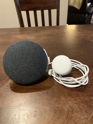Google Home *New* for Sale in Orting, WA