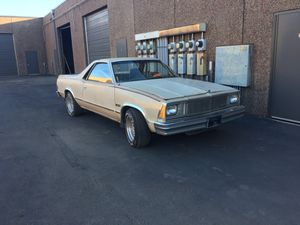 El camino : 1980 parts car for Sale in Lakewood, CO