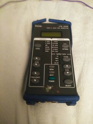 Extron test generator for Sale in Brooklyn Center, MN