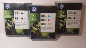 Brand New HP 88xl Printer Ink for Sale in Chandler, AZ