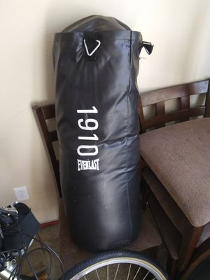 Punching bags 80 obo for both for Sale in Tacoma, WA