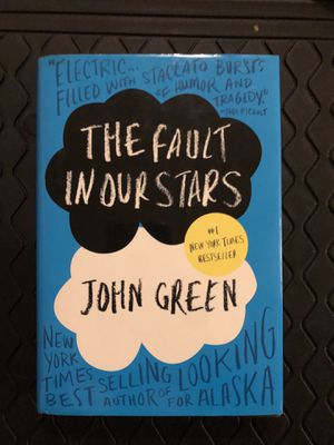 The Fault in Our Stars by John Green for Sale in Carol Stream, IL