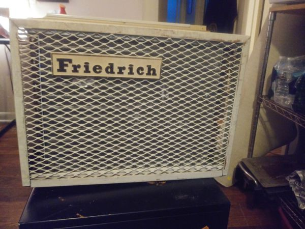 Friedrich Window Air Conditoner Must sell