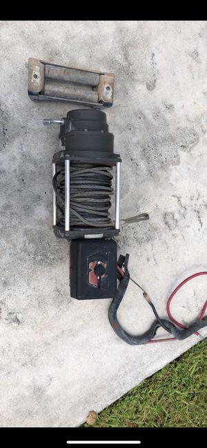 Warn M12000 lb winch for Sale in Hialeah, FL
