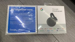 Google chromecast Brand new sealed for Sale in The Bronx, NY