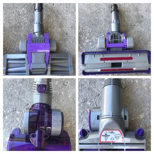 Extra attachments for DYSON vacuum. (Purple) for Sale in Lakeland, FL