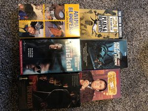 Various VCR movies for Sale in Evansville, IN