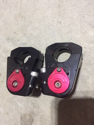 Adjustable motorcycle handlebar risers for Sale in Yorktown, VA