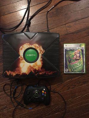 OG modded Xbox for Sale in Fairfield, IA