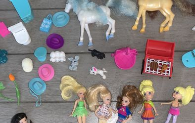Polly Pocket Dolls for Sale in Stoughton,  MA