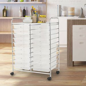 20 Drawers Storage Rolling Cart for Sale in Los Angeles, CA
