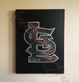 STL Galaxy acrylic painting for Sale in Florissant, MO