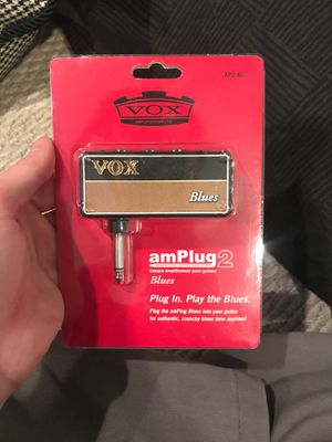 VOX amPlug 2 — Blues Tone for Sale in Bristow, VA