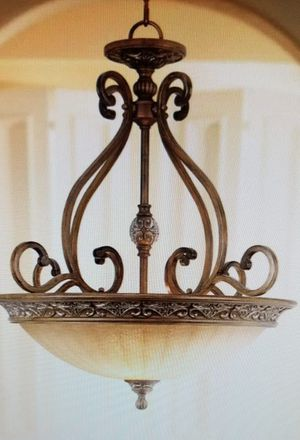 Lamp, Lighting fixtures, Counter Chairs, Magazine Rack, & Frames. for Sale in Miami, FL