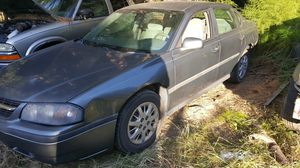 2005 Chevy Impala for Sale in Benson, NC