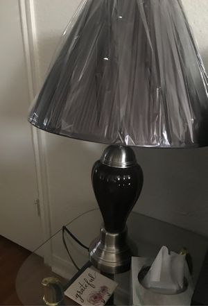 2 lamps for Sale in Concord, NC