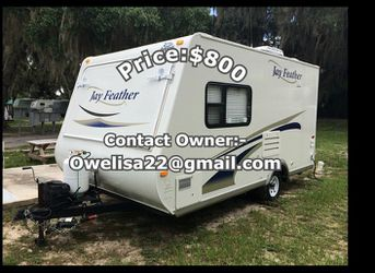 ❗❗Price$800 2010 Jayco Jay Feather EX-PORT 17Z❗❗ for Sale in Rochester,  NY