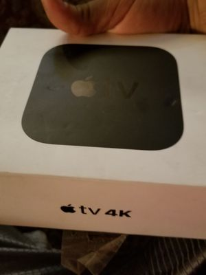 apple tv 4k for Sale in Houston, TX