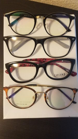 Frames $20 or less if you buy lenses for Sale in Dallas, TX