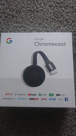 Google's Chromecast Brand New Will trade for 6 Recent Ps4 Games for Sale in San Antonio, TX