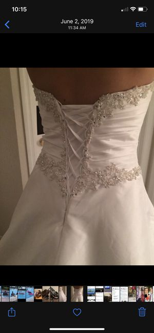 New wedding dress for Sale in Orlando, FL