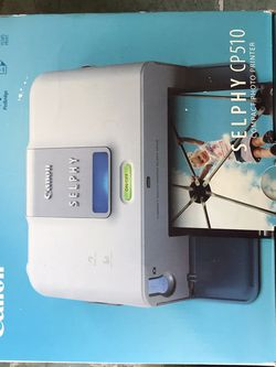 Selphy Cp510 Photo Printer for Sale in Richland,  WA