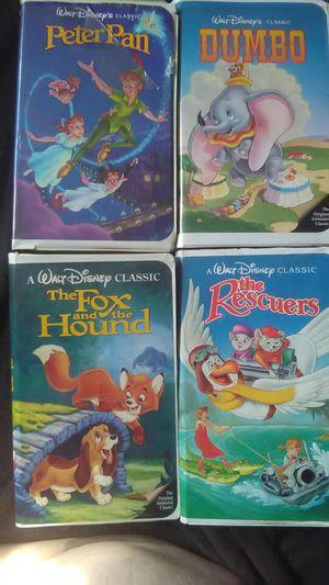 I have Diamond Classic Disney Movies for Sale in Philadelphia, PA