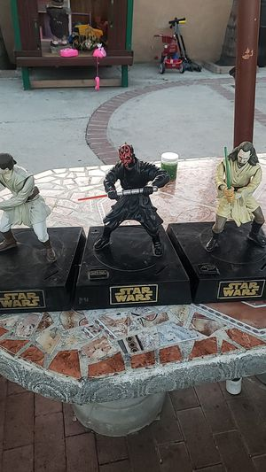 Star wars Action figures for Sale in Santa Ana, CA