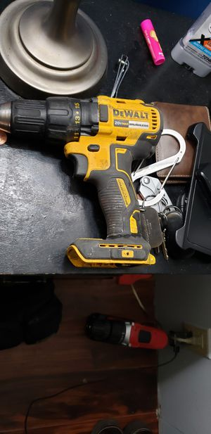 Dewalt drill NO BATTERY or CHARGER for Sale in Little River, SC