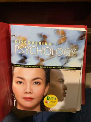 Discovering Psychology, Seventh Edition for Sale in Pasadena, TX