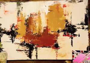 Local artist abstract art for Sale in Raleigh, NC