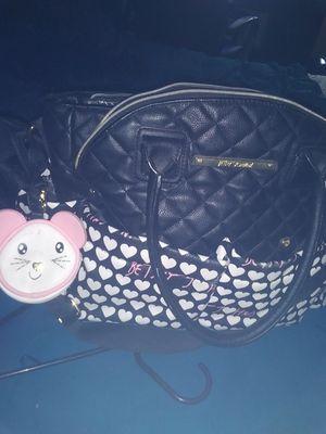 Betsey Johnson diaper bag for Sale in Las Vegas, NV